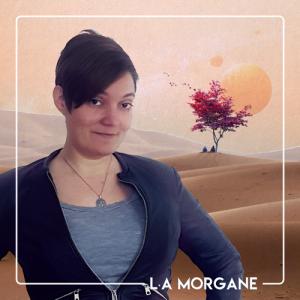 Photographie de plume - L·A Morgane