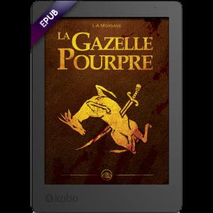 La Gazelle Pourpre, L.A. Morgane, vignette ePUB