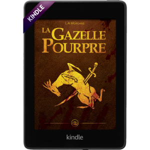 La Gazelle Pourpre, L.A. Morgane, vignette Kindle